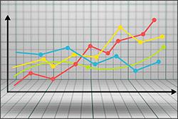 generic line chart